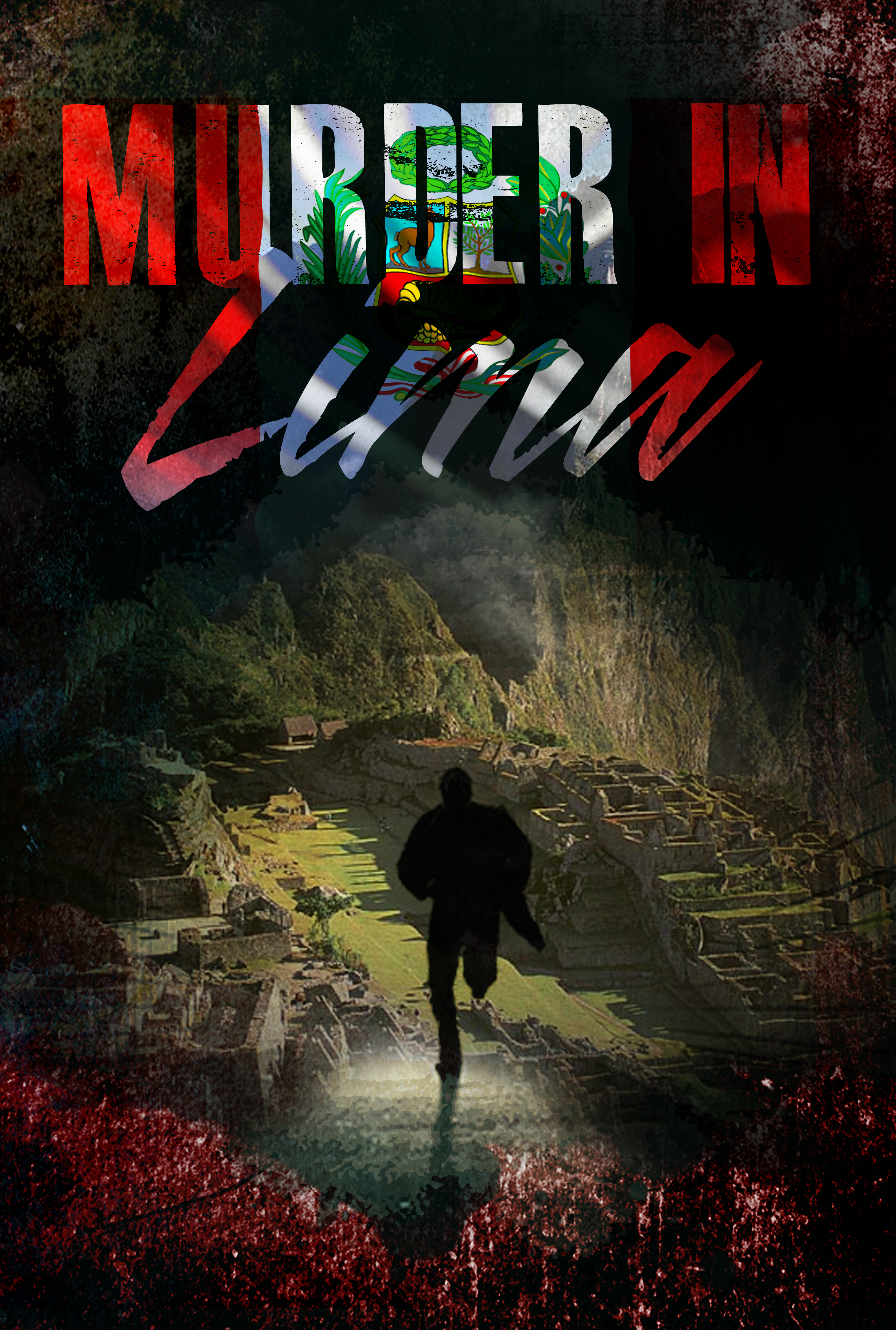 Murder in Lima - Cover