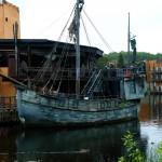 The ship Grevinnen